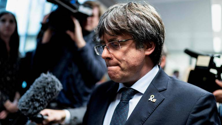 An image that illustrates this article Former Catalan leader Carles Puigdemont arrested in Italy