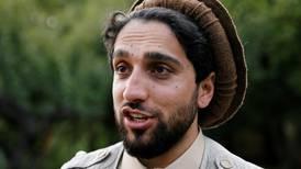 Panjshir commander Ahmad Massoud readies for war while negotiating with Taliban