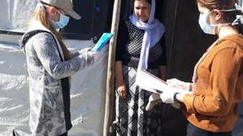 Coronavirus outbreak in Iraqi Yazidi camps would be 'catastrophic'  aid groups say