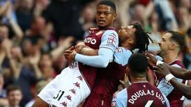 Aston Villa v Everton player ratings: Bailey 9, Cash 8; Digne 3