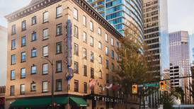 Hotel Insider: The St Regis Hotel, Vancouver, Canada