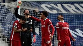 Alisson Becker keeps Liverpool's season afloat with 'one of the best goals ever'