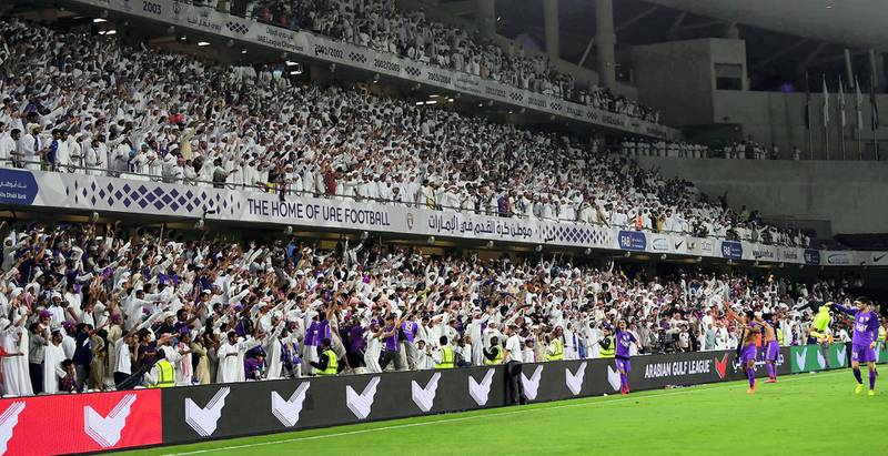 FANS CAN SPUR AL AIN FC TO GLORY AT FIFA CLUB WORLD CUP UAE 2018. Credit: Al Ain FC