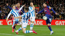 Lionel Messi closing in on fitness for Barcelona ahead of La Liga return