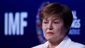 Georgieva hopes for strong ties between IMF and World Bank after data-rigging scandal