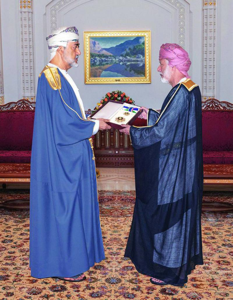 I congratulate the retired minister, Yusef Bin Alawi for the high honor by obtaining the Order of the Royal Tribute of the First Class. I would also like to express my own feelings towards this sober Omani figure, the human minister, worthy teacher, and honest mentor. Badr Albusaidi twitter
