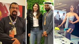 Abu Dhabi F1: Lana Del Rey and other celebrities spotted at Yas