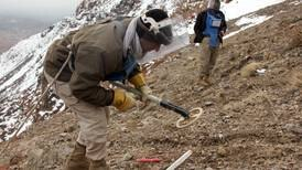 Halo charity plans to make Afghanistan mine-free within a decade