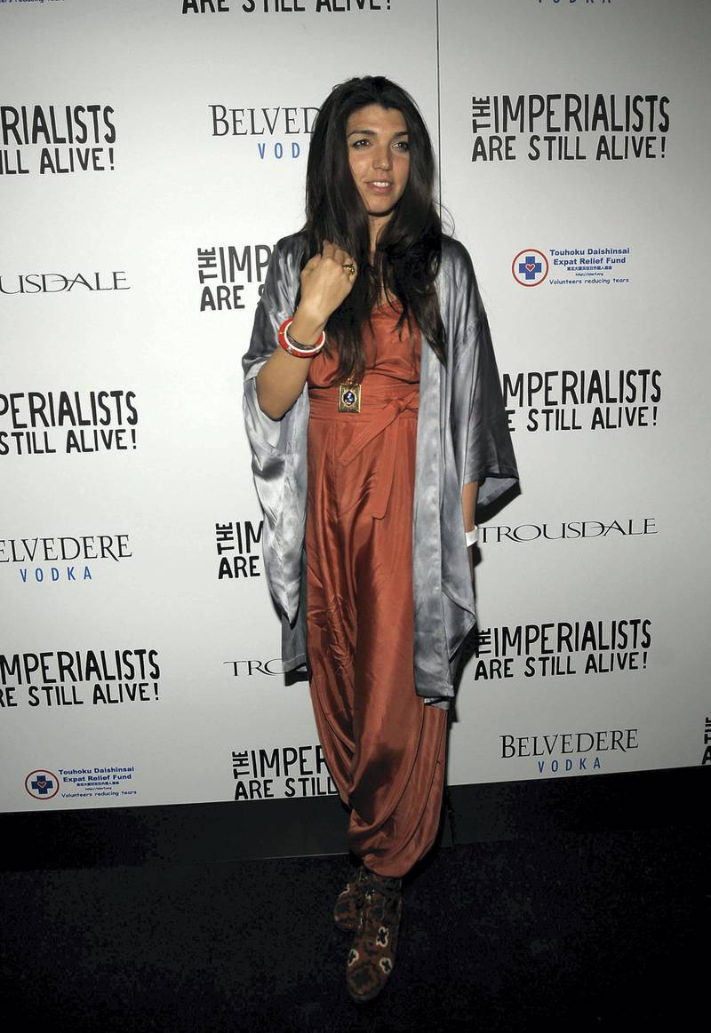 """Director Zeina Durra attends """"The Imperialists Are Still Alive!"""" after party held at Trousdale on April 19, 2011 in West Hollywood, California. (Photo by Charley Gallay/WireImage)"""