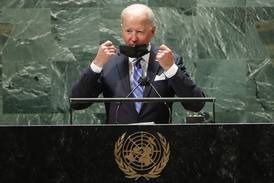 Biden shies away from controversy in UN address while signalling changed US priorities