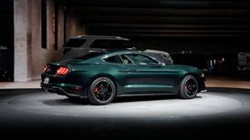 Ford goes retro with 1968 Bullitt Mustang and forward on electric models