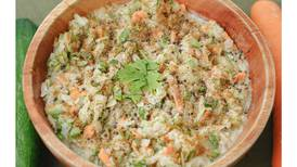 Dairy-free buttermilk, curd rice and carrot halwa, anyone?