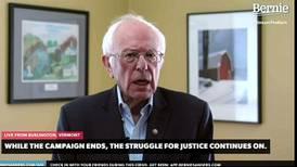 With Bernie Sanders out, Joe Biden prepares ground to lead Democratic presidential charge