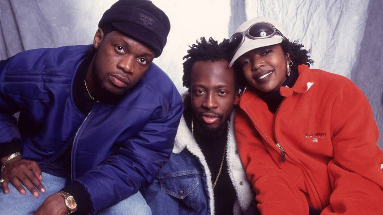 An image that illustrates this article Fugees set to reunite for first world tour in 15 years