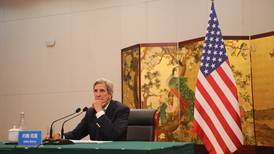 US envoy Kerry calls for climate collaboration over politics with China