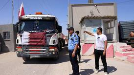 Gazans breathe sigh of relief as fuel deliveries resume
