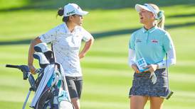 Charley Hull recovers from nasty bug to share lead at Aramco Team Series - Sotogrande
