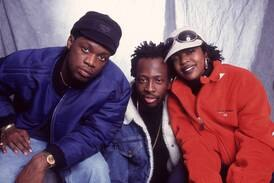 Fugees set to reunite for first world tour in 15 years