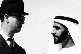 UK diplomat who witnessed Abu Dhabi history dies days before 100th birthday