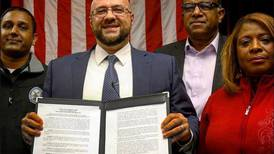Syrian-American mayor signs his own executive order – to welcome migrants