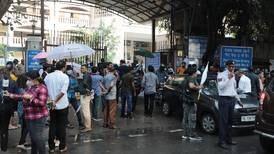 India: hitmen gun down rival gang boss in Dehli courtroom shootout