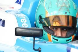 Plenty of positives for Saudi driver Juffali in debut British F3 season