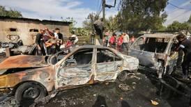 US and allies condemn Shiite militia drone attack in Iraq
