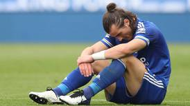 Leicester boss Rodgers fears Caglar Soyuncu could be out 'for three months'