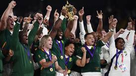 South Africa win Rugby World Cup after beating England 32-12 in final