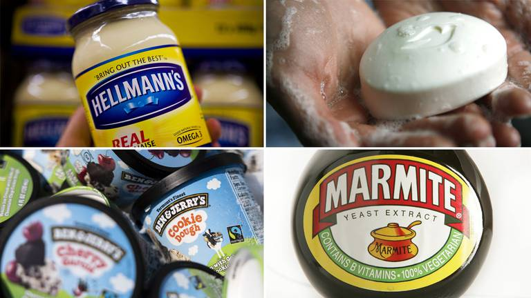 An image that illustrates this article Unilever pushed prices up 4.1% amid inflation warning