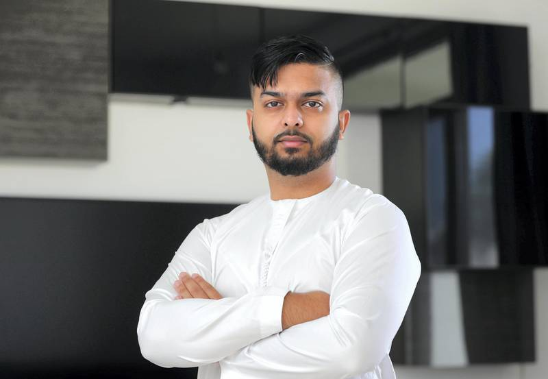 Dubai, United Arab Emirates - Reporter: Stian Overdahl. Business. Javed Khan, professional trader who is invested in Bitcoin. Dubai. Tuesday, January 5th, 2021. Chris Whiteoak / The National