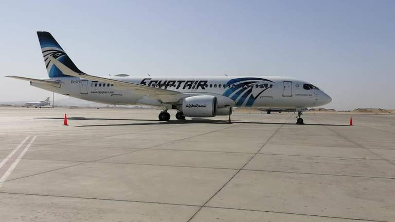 An image that illustrates this article Egypt resumes flights between Sharm El Sheikh and Luxor