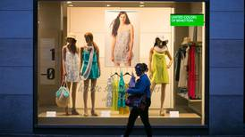 Italy's Benetton Group suspends new orders from Myanmar suppliers