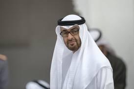 Sheikh Mohamed bin Zayed offers condolences after death of Bouteflika
