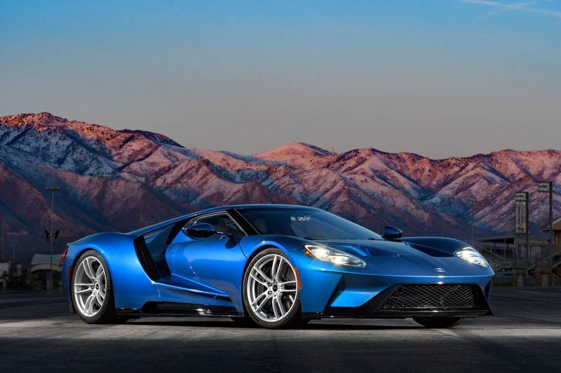 Ford GT. Courtesy Ford