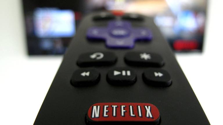 An image that illustrates this article Netflix's profits jump as number of paid subscribers soars