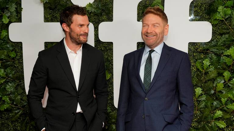 An image that illustrates this article Kenneth Branagh's 'Belfast' wins coveted People's Choice Award at Toronto Film Festival