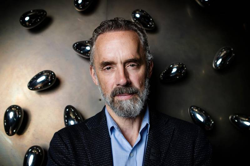FEBRUARY 24, 2019: SYDNEY, NSW - (EUROPE AND AUSTRALASIA OUT) Clinical psychologist Jordan Peterson poses during a photo shoot in Sydney, New South Wales. (Photo by Hollie Adams / Newspix / Getty Images)