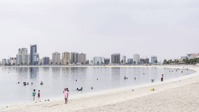 An image that illustrates this article UAE weather: coastal temperatures expected to dip