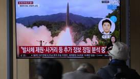 North Korea fires ballistic missile in latest test
