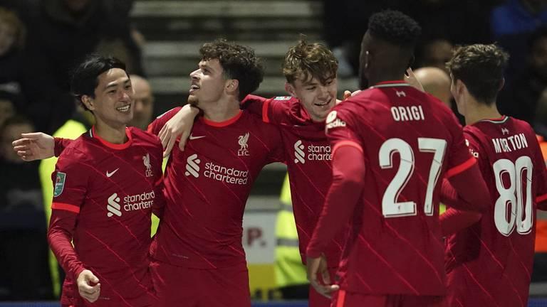 An image that illustrates this article Preston v Liverpool ratings: Ali McCann 7; Neco Williams 8, Adrian 7, Joel Matip 5