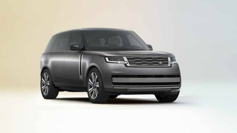 An image that illustrates this article Land Rover unveil the latest Range Rover