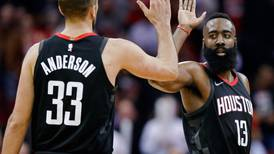 NBA round-up: James Harden scores record 60 in triple-double