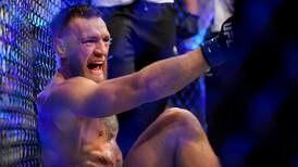 Conor McGregor has 'chronic arthritis in ankles', says UFC president Dana White