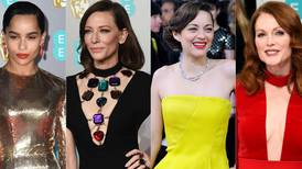 Baftas: The 36 greatest gowns to hit the red carpet in the awards' history