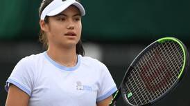 US Open champion Emma Raducanu 'can't wait' to start season in Abu Dhabi