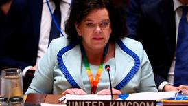 UK appoints first female US ambassador following Trump spat