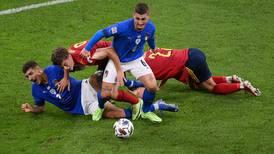 Italy v Spain Nations League ratings: Bonucci 3, Verratti 5; Torres 8, Gavi 7