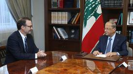US not to blame for Lebanon's economic woes, says senior official