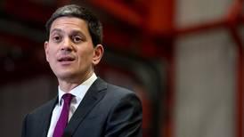 David Miliband slammed for salary of nearly $1 million as charity boss